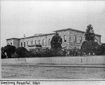 Geelong Infirmary and Benevolent Asylum in1866