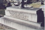 Colonel Robert Wallace Headstone
