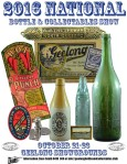 2016 National Bottle & Collectables Show