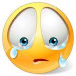 Really really sad